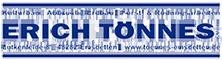 Erich Tönnes GmbH | Emsdetten Logo